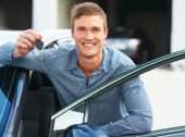 Man buying used car and new car from Melbourne Car Broker
